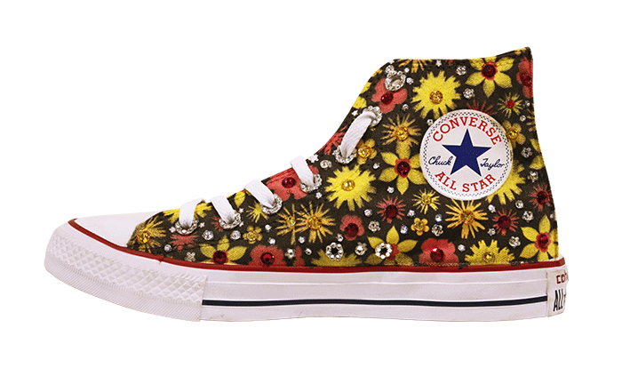 Converse personalizzate in 24 ore - Make Your Shoes